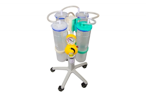 Surgical Fluid Suction Set