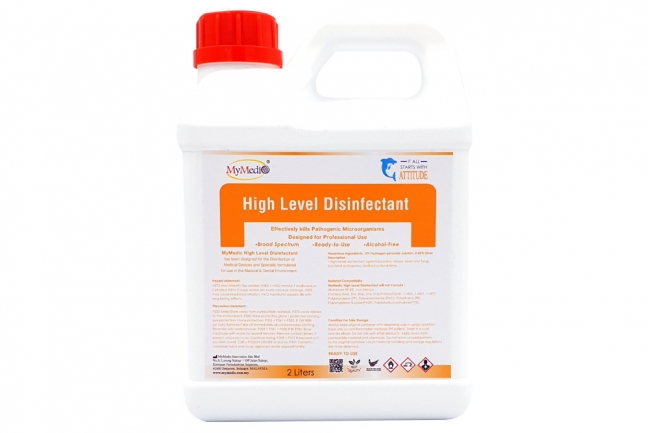 High Level Surface Disinfectant 5L